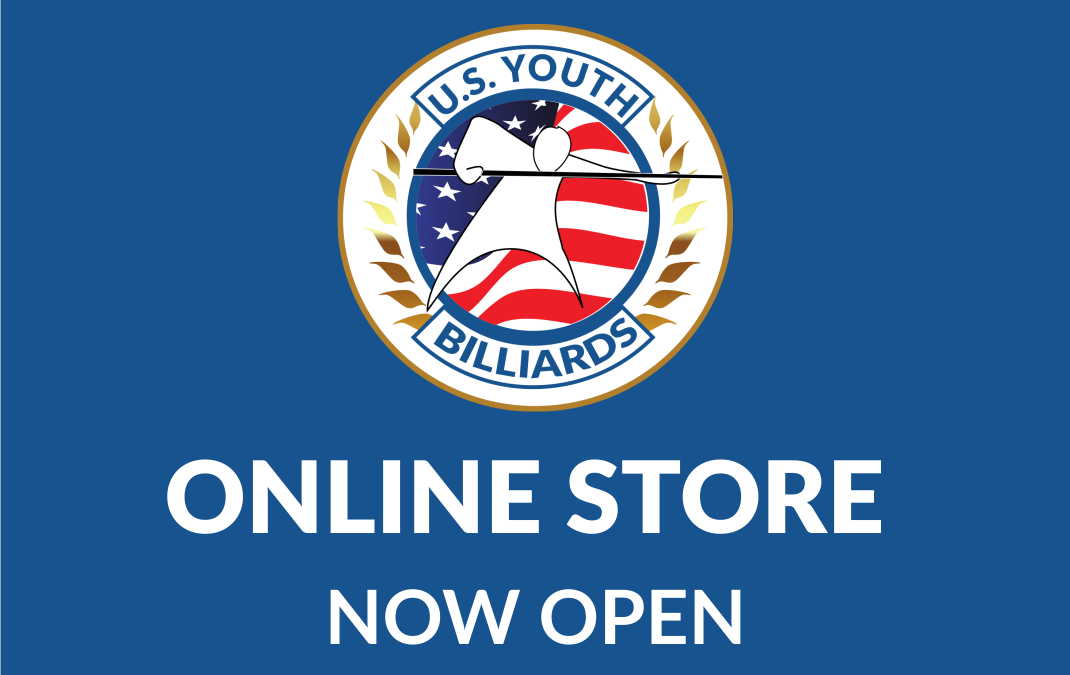 The U.S. Youth Billiards Store is Now Open